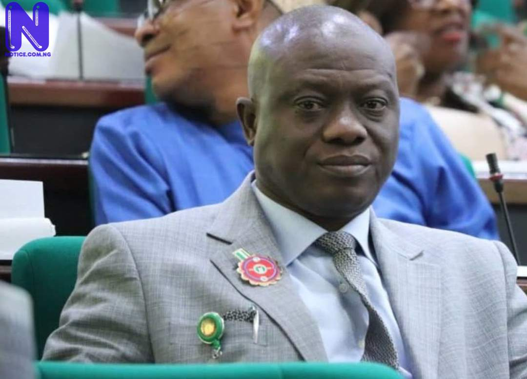 House of Reps member, Bamidele Salam chides Oyetola's aide - MKO Abiola Airport S95CXBEG106000
