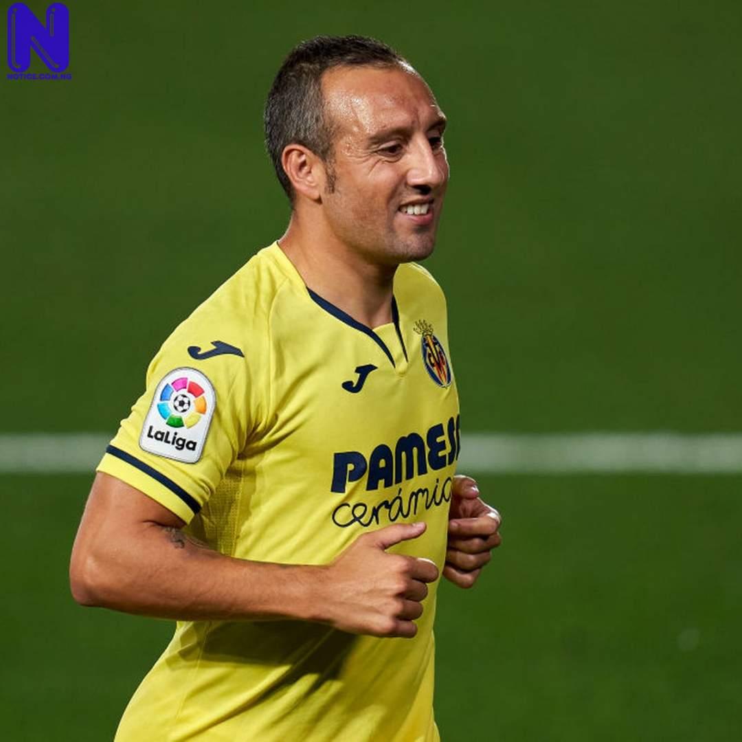 Santi Cazorla names club to win Europa League this season - UEL SANTI-CAZORLA