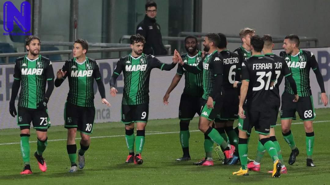 Serie A bans green kits from 2022/23 season SASSUOLO