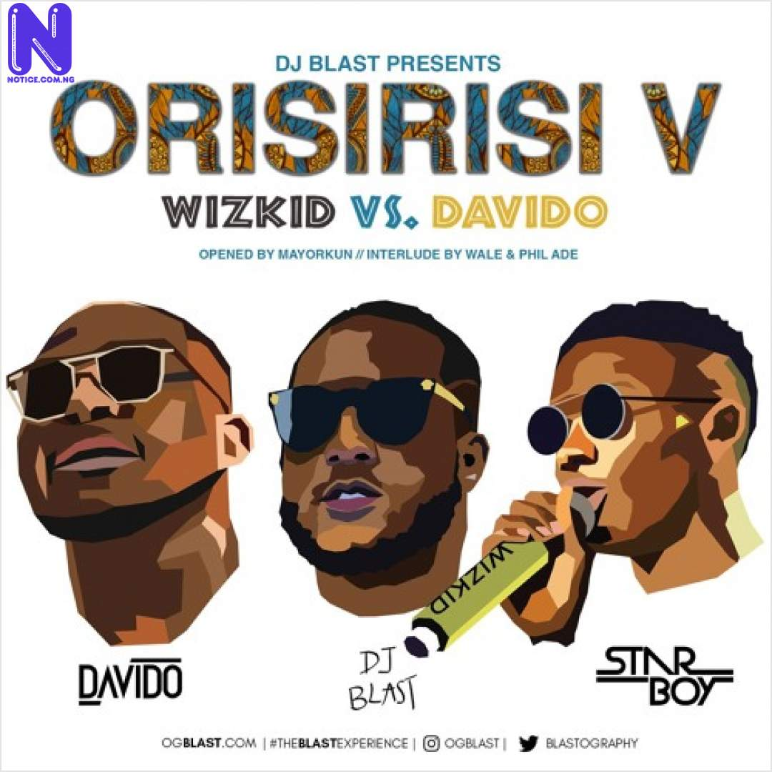 Download Mixtape: DJ Blast – Davido VS Wizkid Mix SCREENSHOT 2018-11-27-ORISIRISI-V