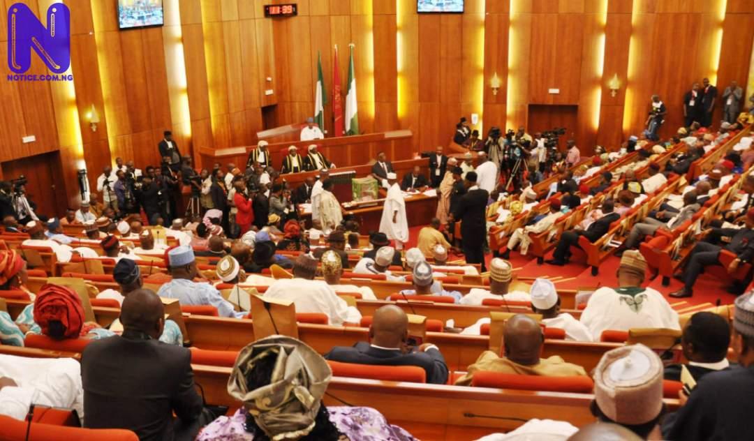 Senate gives Danladi Umar two weeks to defend himself - Alleged assault SENATE-1-1024X600