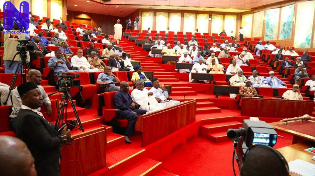 Electoral Amendment Act: Chaos in Senate over electronic transmission of result clause SENATE-1