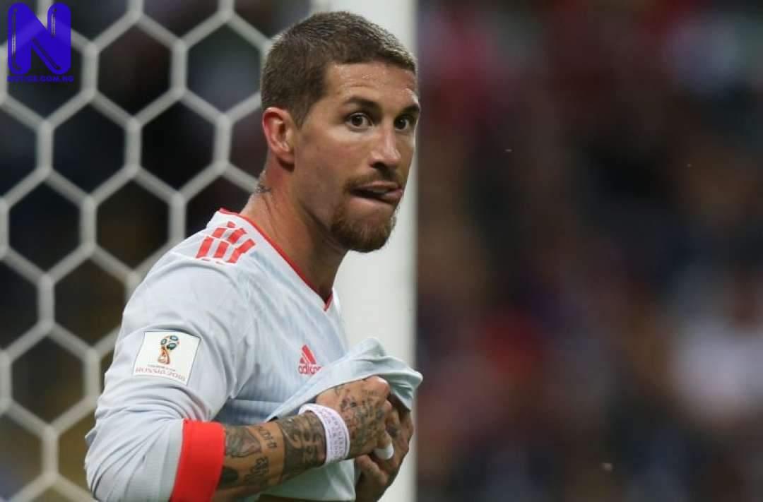 Sergio Ramos makes shock u-turn on Real Madrid future SERGIO-RAMOS