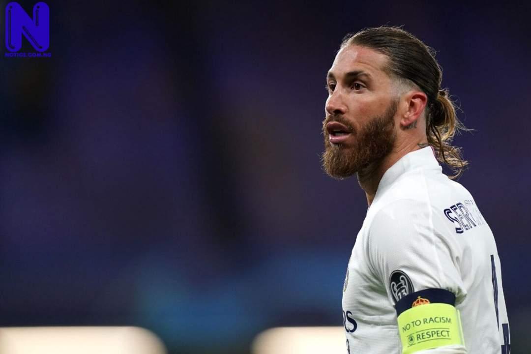 Ramos not ready for debut – PSG - Ligue 1 SERGIO-RAMOS76060