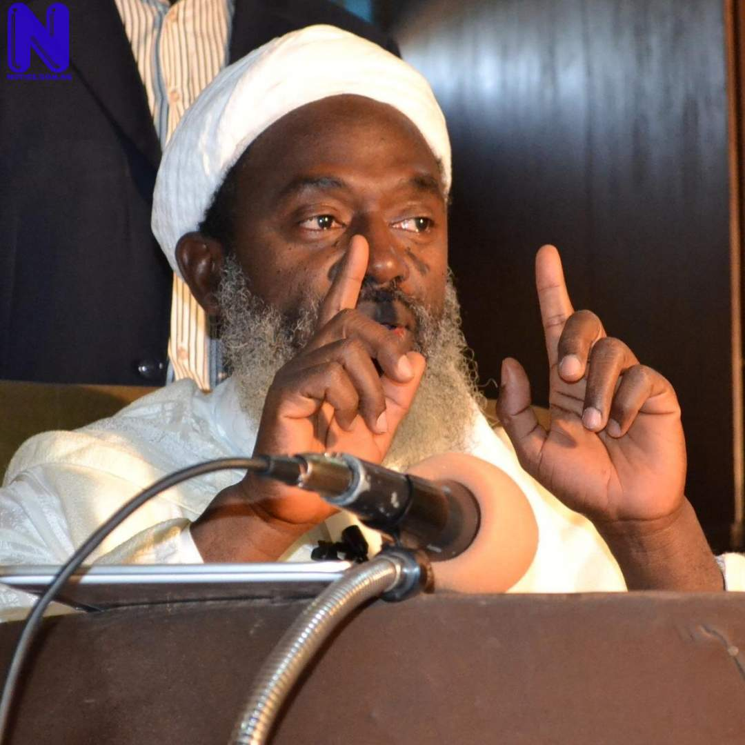 Discuss with Nnamdi Kanu's IPOB – Sheikh Gumi tells Buhari - Biafra SHEIK-GUNMI
