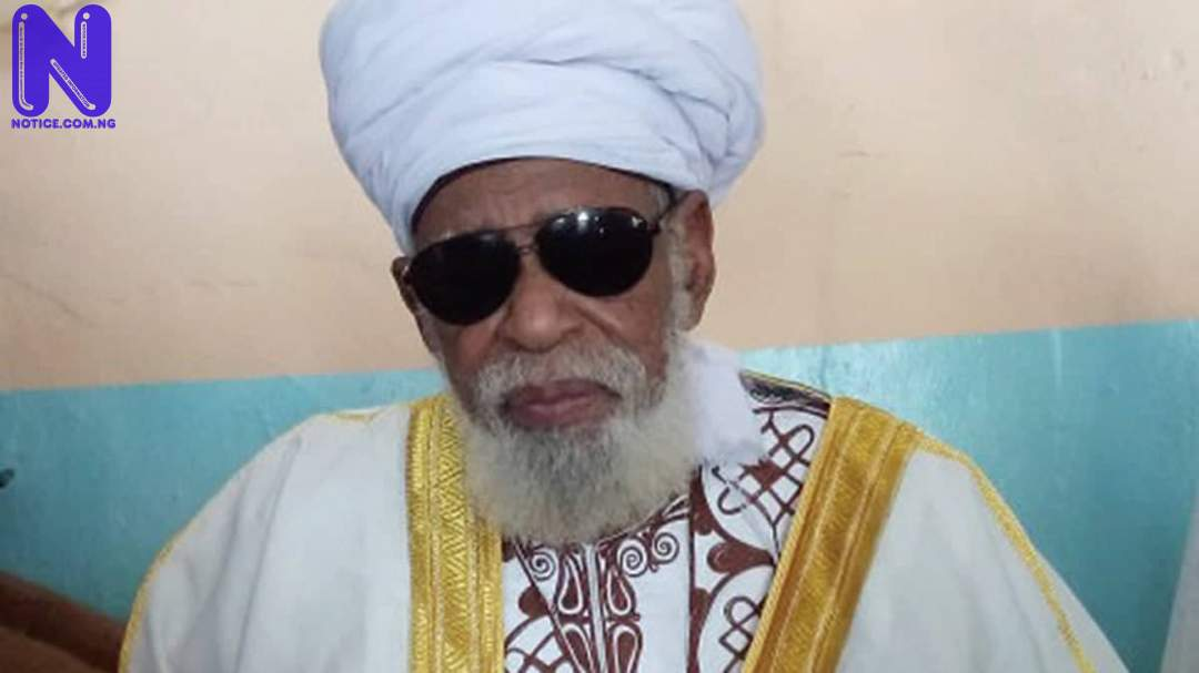 'Nigerian People didn't elect Buhari to be sold like animals' – Sheikh Dahiru - Insecurity SHEIKH-DAHIRU-USMAN-BAUCHI