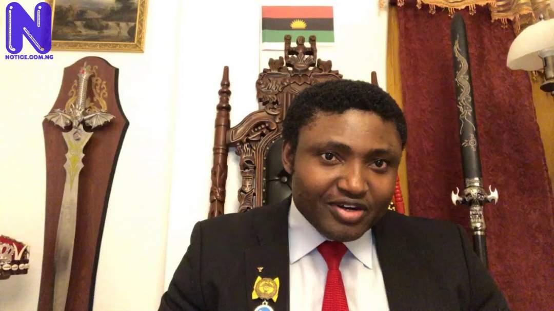 Wave of Biafra will continue until Nigeria is completely dissolved – Simon Ekpa SIMON-EKPA131085