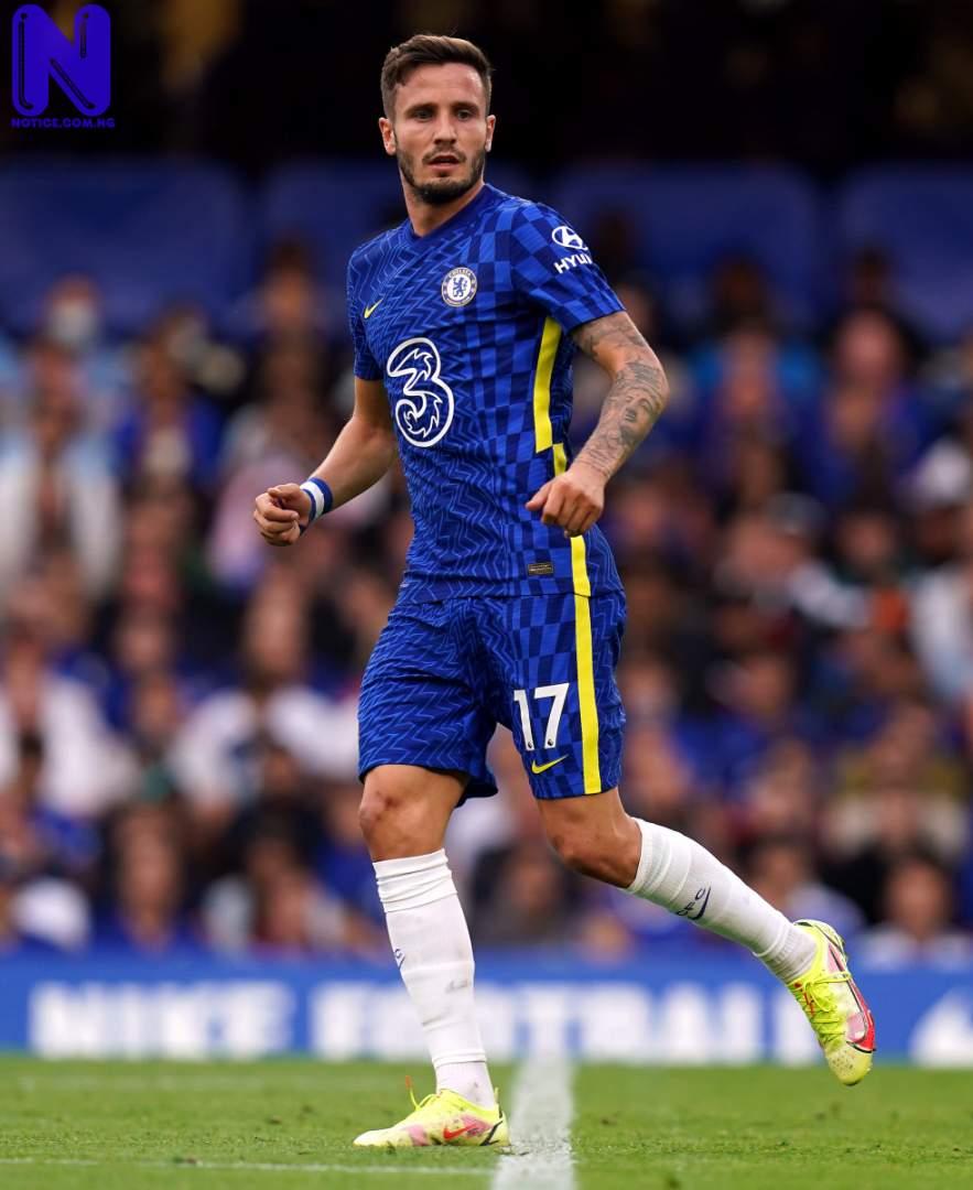 Tuchel singles out Saul Niguez - Chelsea versus Aston Villa SIPA 35000597266864
