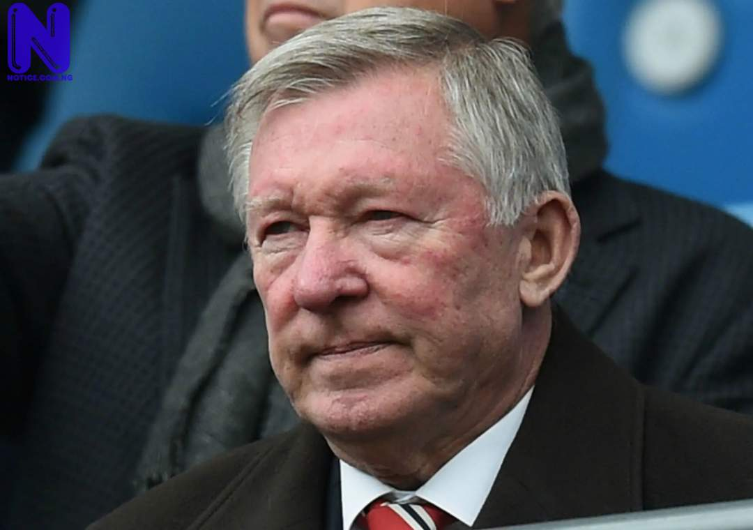 Sir Alex Ferguson spotted at PSG's hotel ahead of Man City clash - Champions League SIR-ALEX-FERGUSON