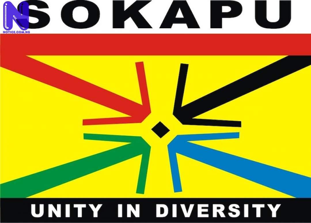 Government ban on reporting terror attacks, a conspiracy against us – SOKAPU SOKAPU64486