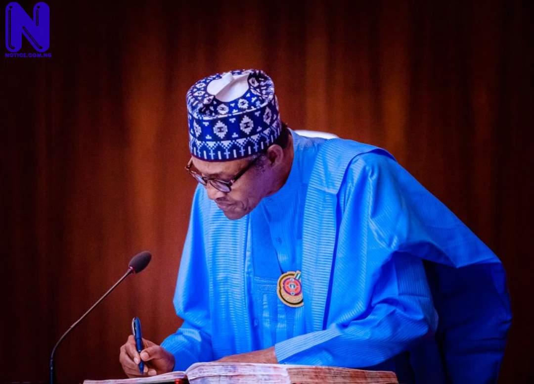 Buhari approves N2.5bn take-off grant for Senior Citizens SSBJILLN124497