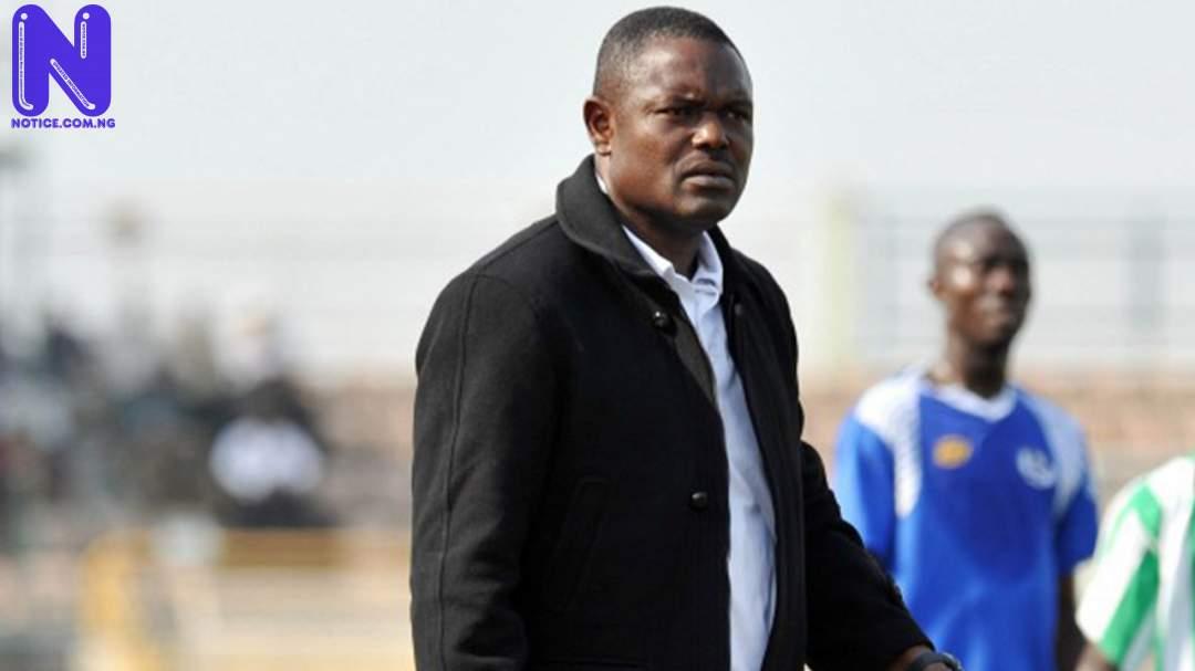 Gunmen kidnap Rivers United Coach, Stanley Eguma in Enugu STANLEY-EGUMA