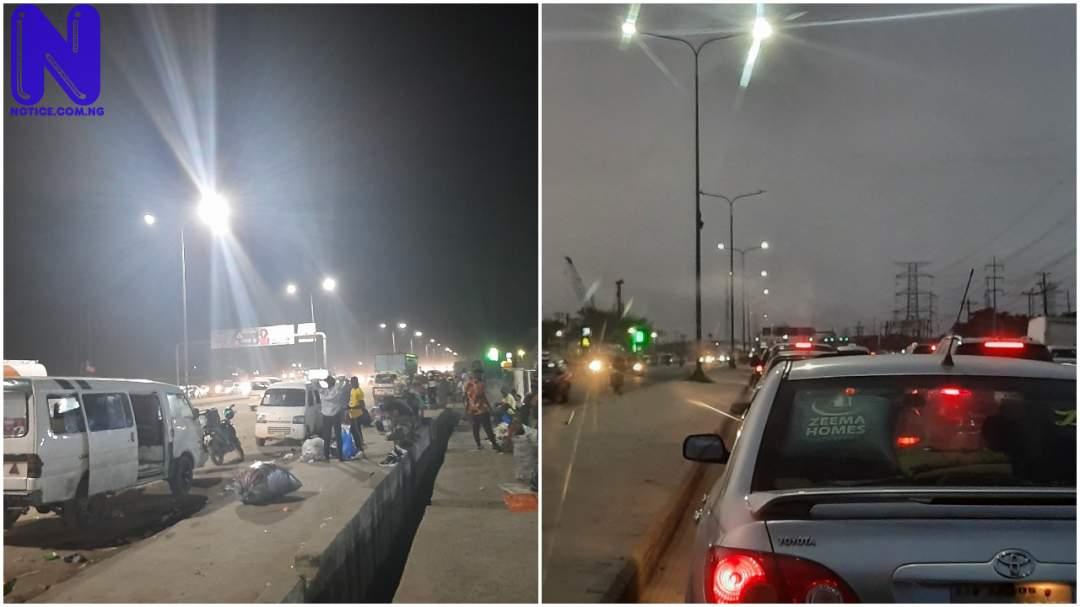 Lagos Government finally starts statewide streetlight renovation STREETLIGHT