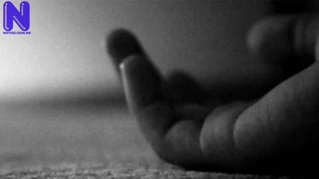 38-year-old motorcyclist with two wives commits suicide in Ibadan SUICIDE16025