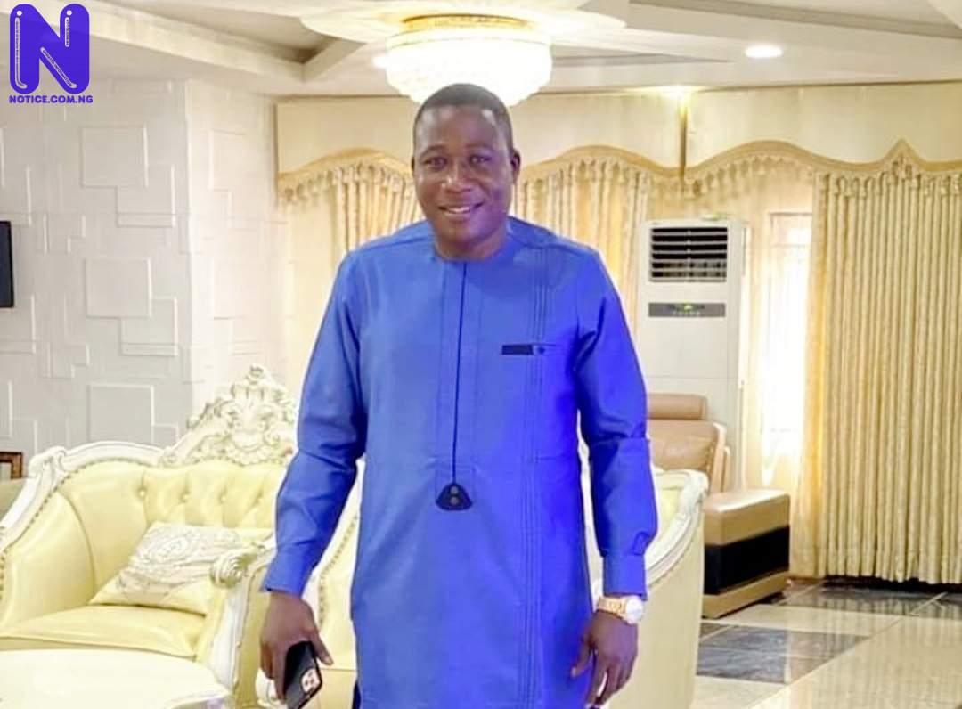 Detained Sunday Igboho diagnosed with suspected kidney problem in Benin Republic – Lawyer SUNDAY-IGBOHO-174942