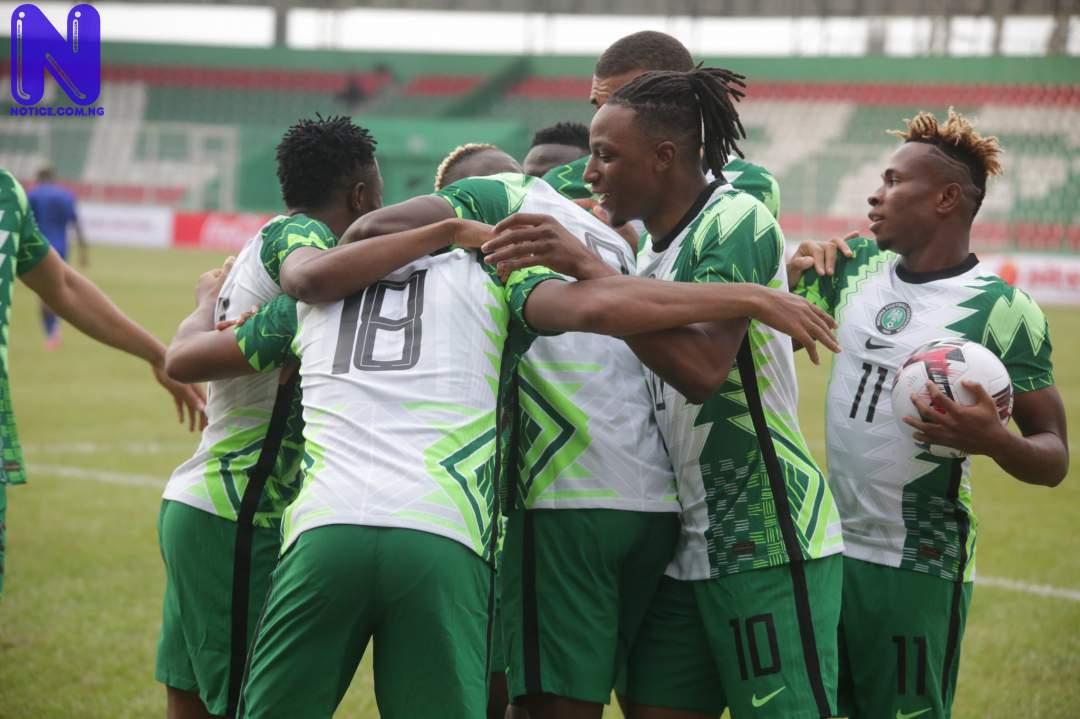 Super Eagles not the best African team – Ikpeba SUPER-EAGLES-1302521
