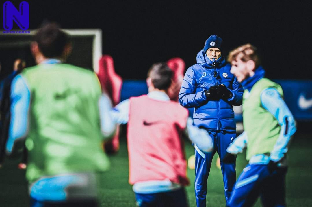 Tuchel names Chelsea's Premier League squad to face Fulham - EPL TACHEL