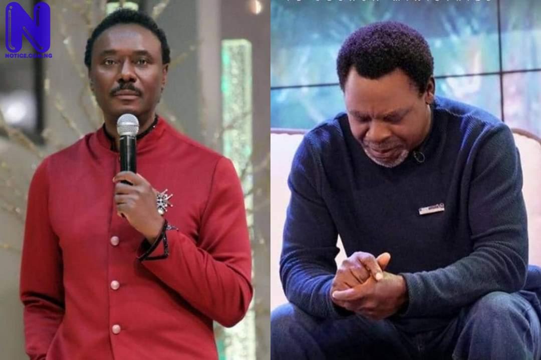 Between TB Joshua and Kris Okotie - Femi Fani-Kayode TB-JOSHUA-KRIS-OKOTIE