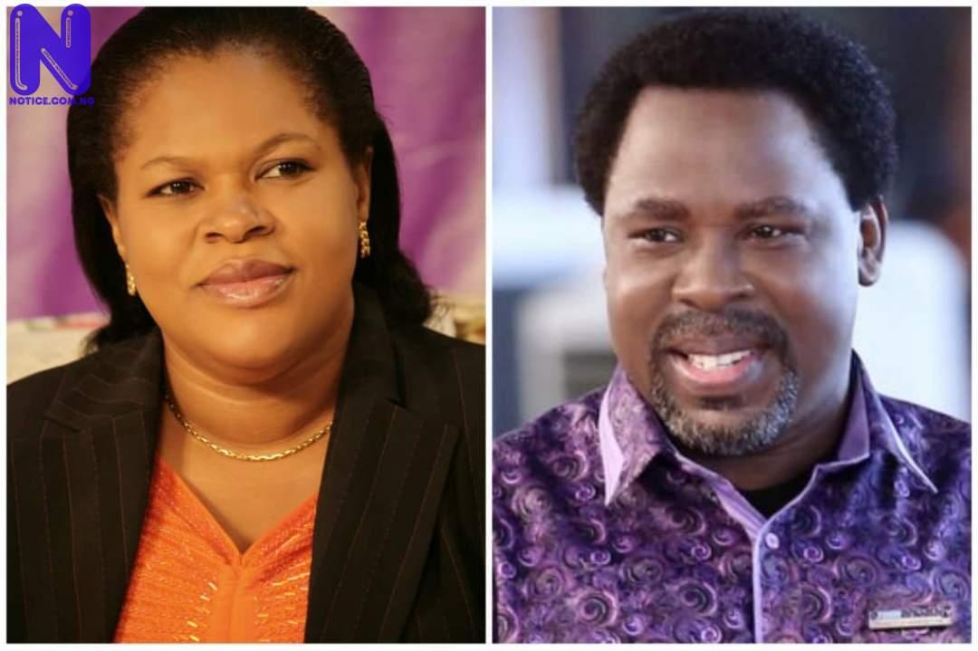 TB Joshua's death did not surprise me – Widow TB-JOSHUAS-WIFE