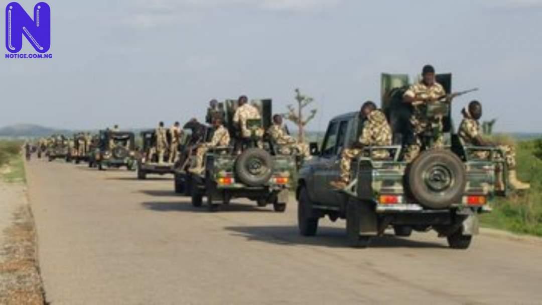 ISWAP fighters die as troops foil Dikwa attack TDSKWR3C