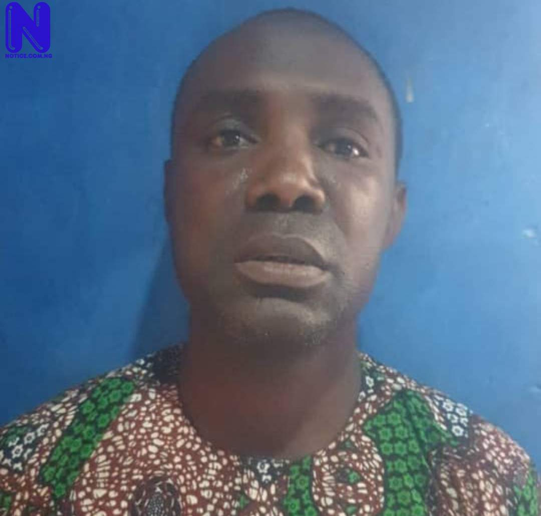 Man arrested for defiling five-year-old stepdaughter TGTGW4PB157187