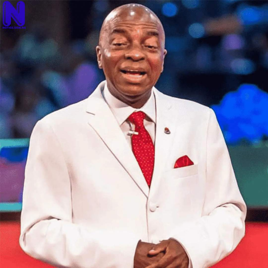 Bishop Oyedepo states position on partisan politics, joining political party THE-OYEDEPO-PODCAST-BISHOP-DAVID-OYEDEPO-7E4 WBIESAG