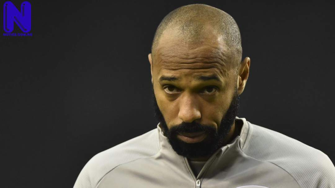 Thierry Henry clears air on becoming Tottenham's next manager - EPL THIERRY-HENRY57790