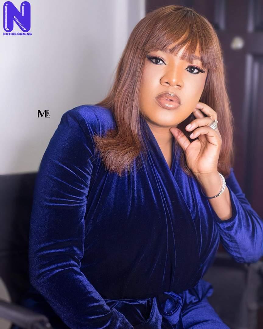 Actress, Toyin Abraham speaks on alleged feud with Funke Akindele TOYIN-ABRAHAM-BEAUTY-ONOBELLO-2194590