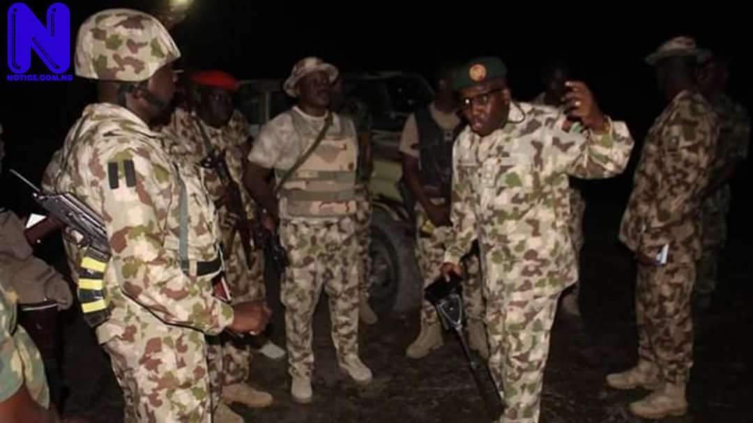 Troops battle terrorists in Borno, kill many - Boko Haram TROOPS