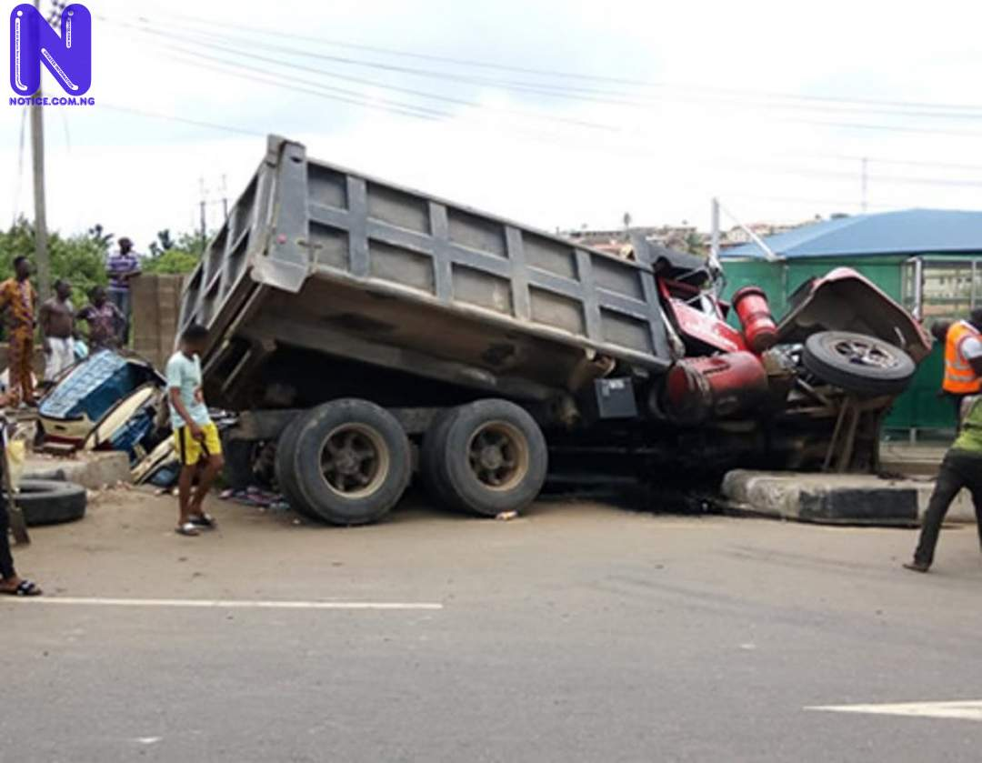 Truck crushes four to death in Kogi TRUCK-ACCIDENT84489