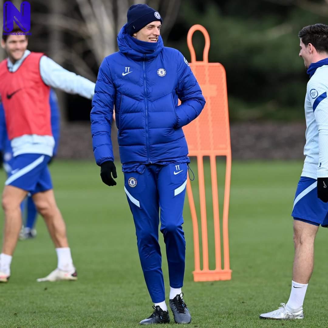 Tuchel gives injury updates ahead of FA Cup semi-final - Man City versus Chelsea TUCHEL