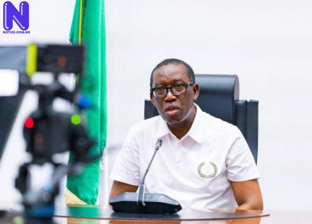 Okowa reacts as INEC states position on electronic transmission of election results in Nigeria TXMP50MD