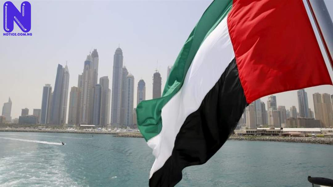 UAE names Nigerian People among sponsors of terrorism UAE39076