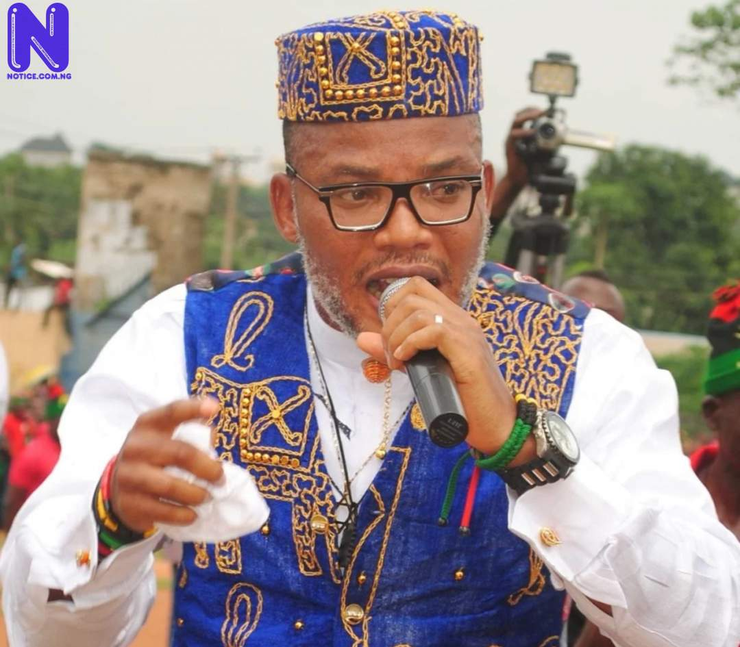 'IPOB'll go after all terrorists' – Nnamdi Kanu replies Miyetti Allah's threat - Herdsmen UHKAO1NY