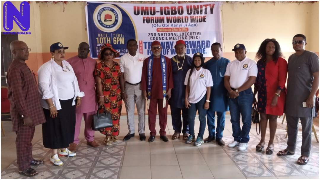 Unemployment fuelling insecurity in South-East – Igbo Forum UMU-IGBO-UNITY-FORUM-1