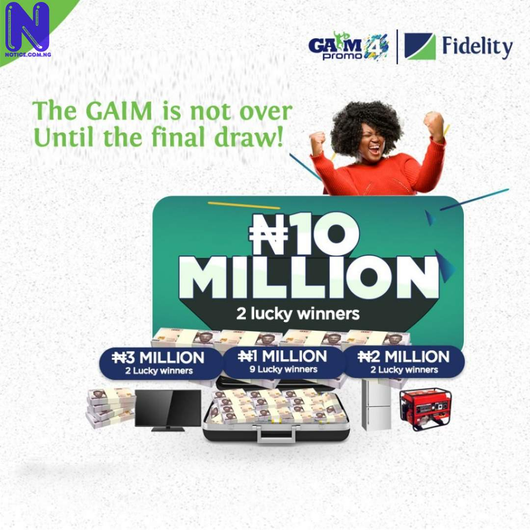 Open a Fidelity Bank savings account to win big - Get Alerts in Million UNTITLED-1ARTBOARD-1-COPY-1024X1024