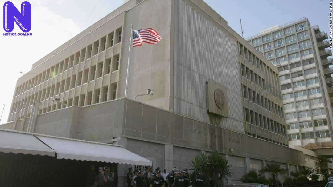 US Embassy reduces operations in Abuja, cites security US-EMBASSY