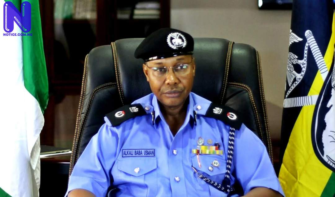 IGP, Alkali redeploys 2 DCPs, 14 Assistant Commissioners of Police, others USMAN-BABA-1