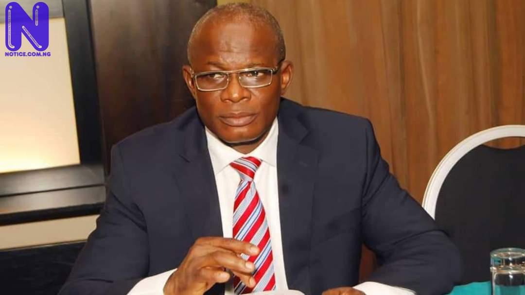 Ex-Akwa Ibom Attorney General, Nwoko says arrest vendetta - EFCC UWEMEDIMO-NWOKO