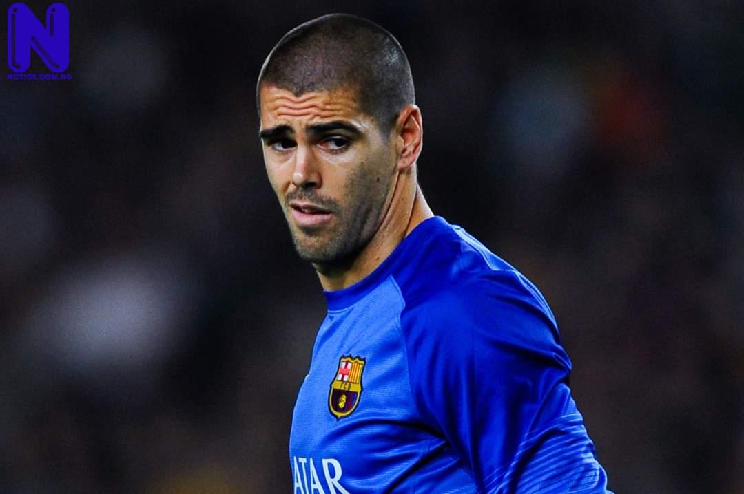 Victor Valdes to return to Barcelona after Laporta offer - LaLiga VICTOR-VALDES-SCALED