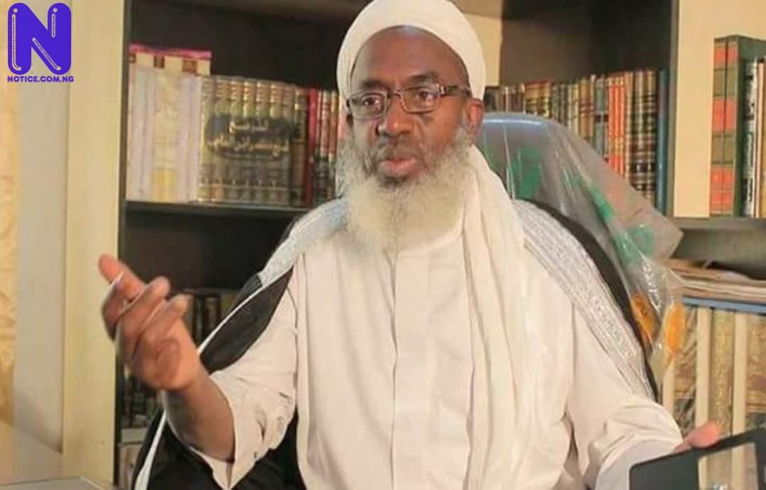 Bandits use ransom to buy weapons, settle informants – Sheikh Gumi VMCCSRKK