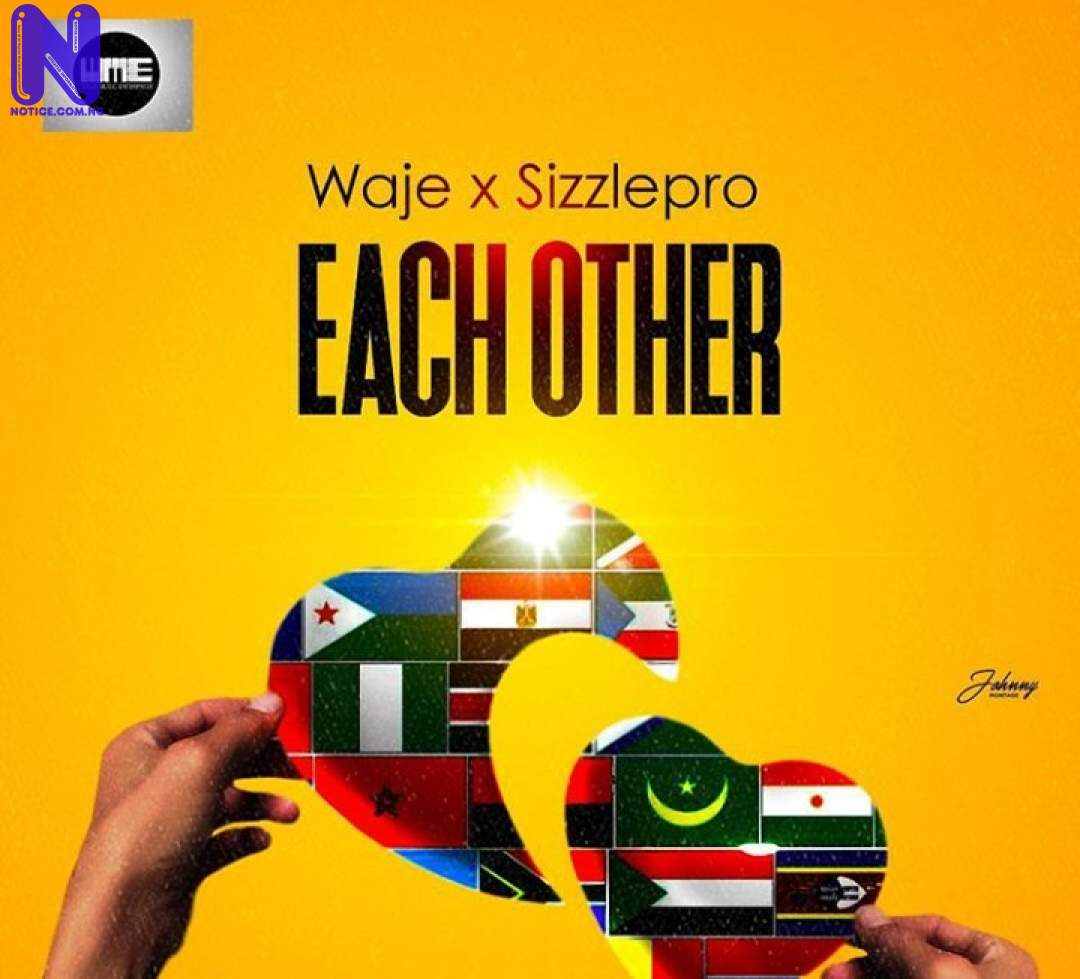 """WAJE-–-""""EACH-OTHER""""-FT"""