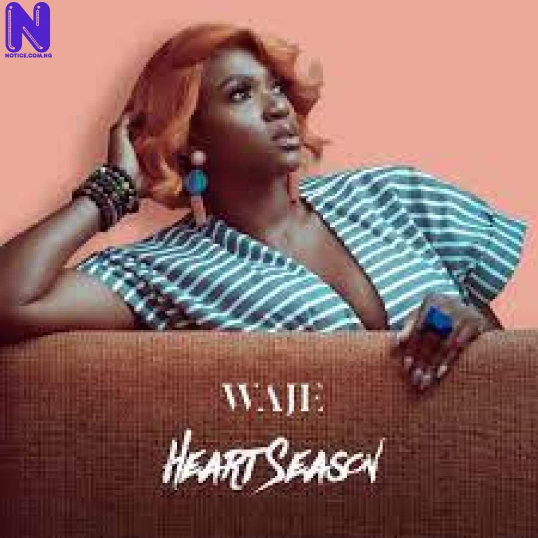 Download Music Mp3: Waje - Naked WAJE NAKED 9JAFLAVER
