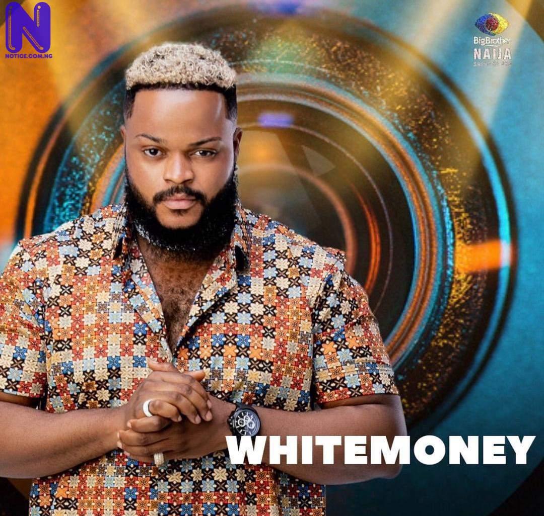 Whitemoney takes side in Nini, Cross fight - BBNaija WHITEMONEY185751