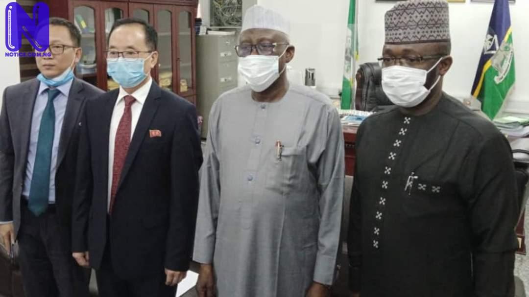 Nigeria, South Korea to review MoU WIH6RHJT144274