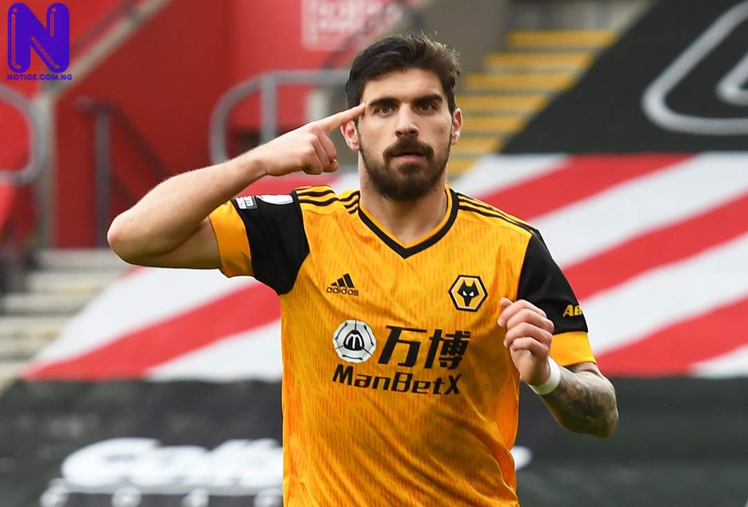 Man United offer four players in swap deal for Neves WOLVES-RUBEN-NEVES-MOLINEUX-PREMIER-LEAGUE-JEFF-SHI-FOSUN-NUNO-SANTO662224