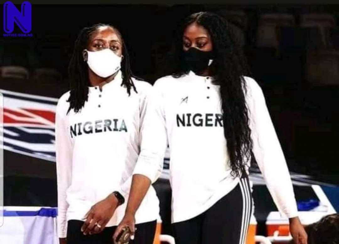 NBBF condemns FIBA's rejection of Ogwumike, Williams - Tokyo Olympics XKUU87MF