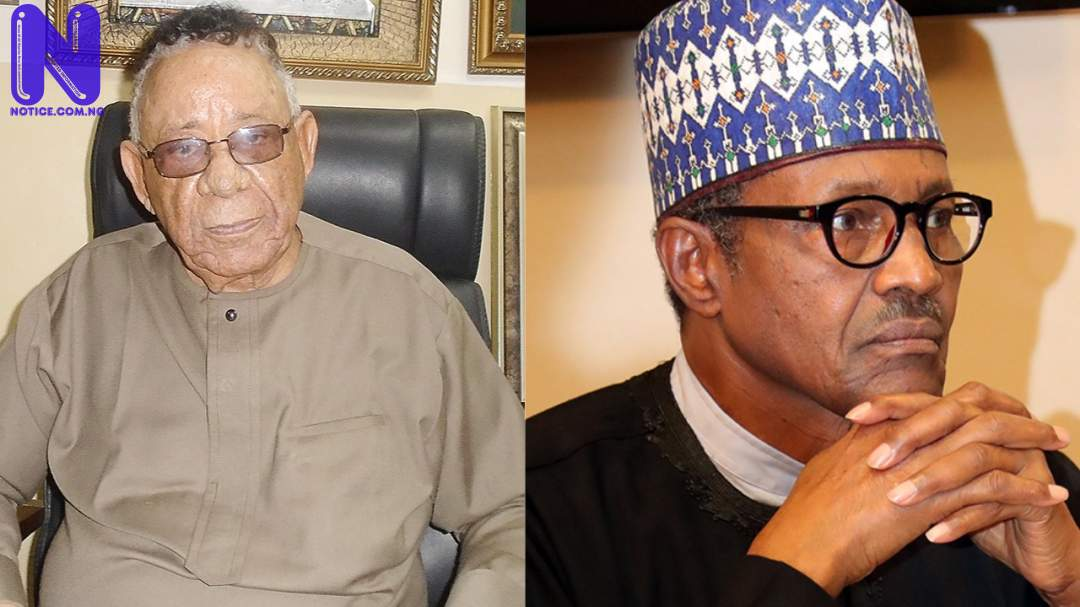 Allow military take over immediately, divide Nigeria into six states – Clarke tells Buhari - Insecurity XMW04ZOL