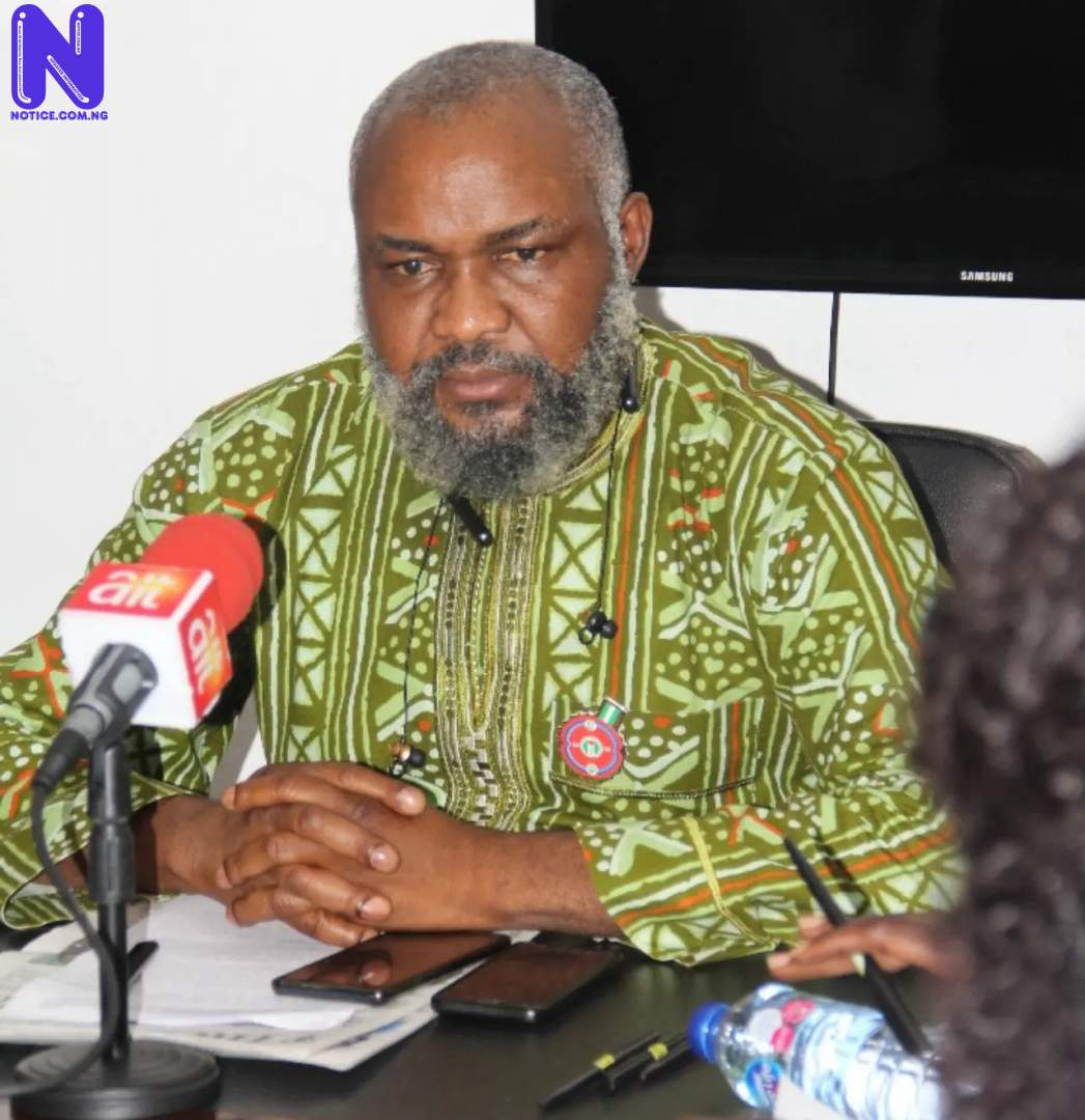 HURIWA calls for punishment of NAF Spokesman, gives reasons for military plane crashes XPZCSNRR