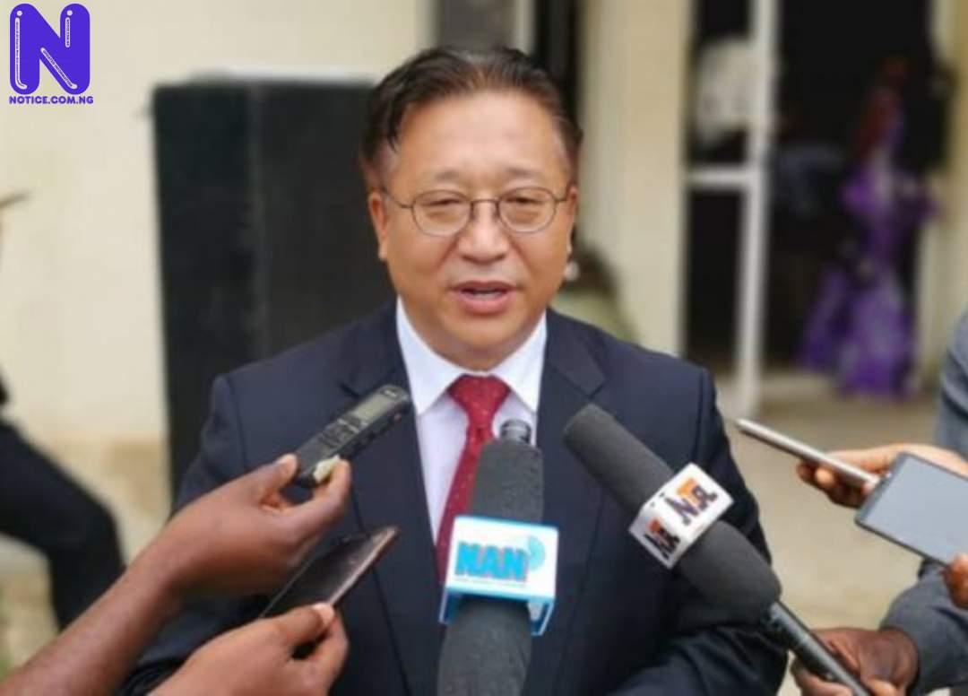 China explains Nigeria loans, rejects 'plot to hijack sovereignty' Y9PUQLZU128084
